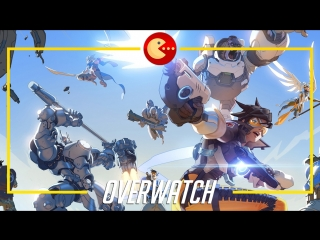 Пьянишко Тян - Overwatch