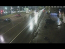 Лихач на Вольво устроил жёсткую аварию в Быково