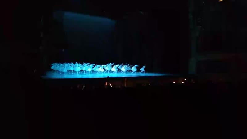 Мариинский театр. Баядерка