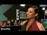 Shay Mitchell Dishes on Terrifying New Movie The Possession of Hannah Grace