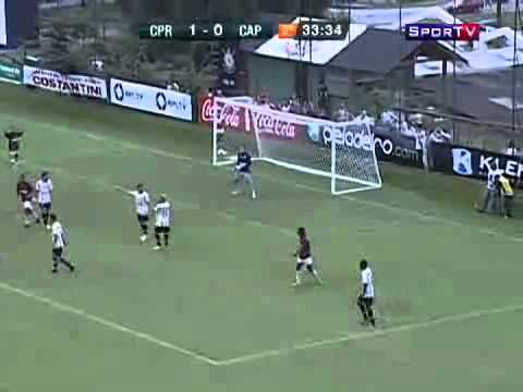 Corinthians (PR) 1 x 2 Atlético (PR) - 2ª Rodada do Campeonato Paranaense 2011