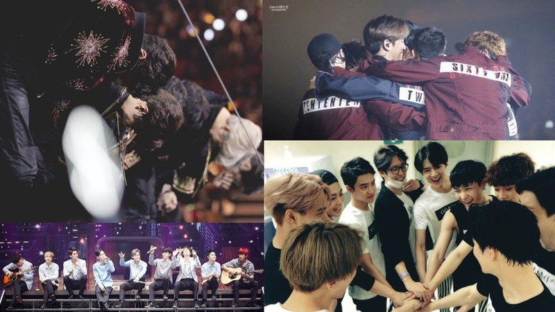 EXO IS FAMILY ❤️   6YearsWithEXO 🎉 (Pt1)