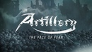 Artillery The Face of Fear (OFFICIAL VIDEO)