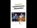 Пол Маккартни на шоу Джимми Фэллона
