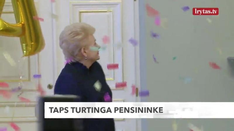Lietuvos pensininkai visai nepagrįstai teigia, kad mažos pensijos !