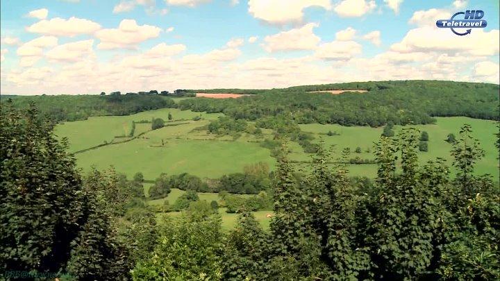 «Французская провинция: Флавиньи-сюр-Озрен (департамент Кот-д'Ор)» (Познавательный, путешествие, 2012)
