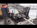 Прокладка методом ГНБ труб из ВЧШГ ДУ 700 мм. в г. Санкт-Петербург