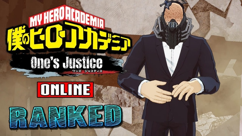 Air Walking On Toga Online! My Hero Academia: One's Justice Online Ranked 32