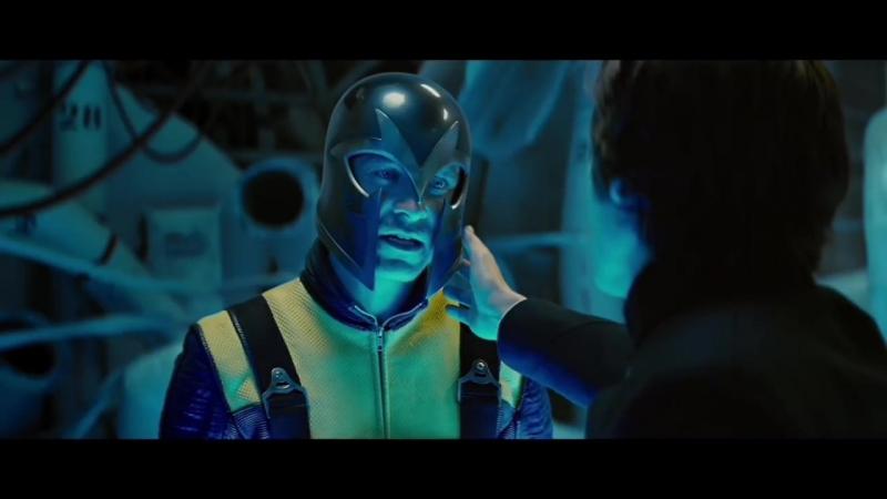 Люди-Икс Первый класс - Магнето убивает Шоу. » Freewka.com - Смотреть онлайн в хорощем качестве