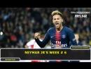 Neymar Jr's Week 6