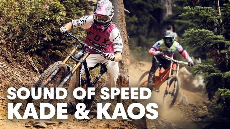 The ASMR of MTB | Sound of Speed w/Kade Edwards Kaos Seagrave