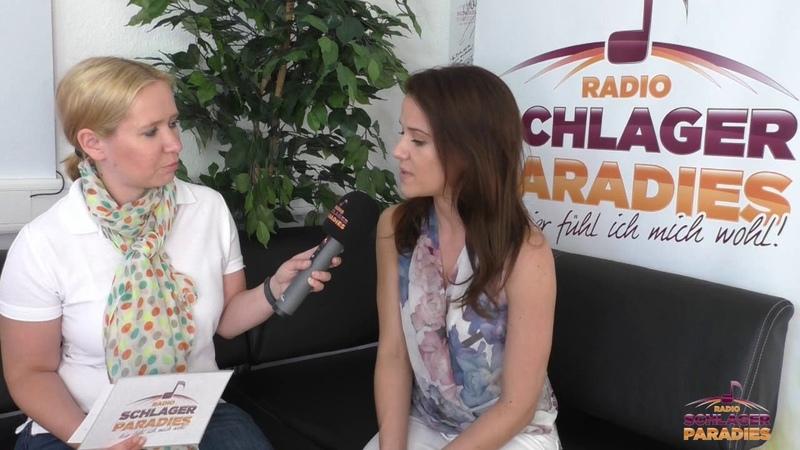 Radio Schlagerparadies - Das gefilmte Interview mit Franziska Wiese