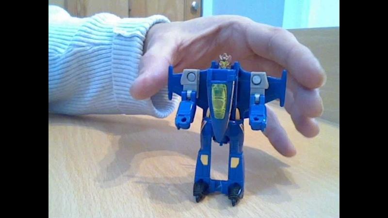 Transformer g2 afterburner review