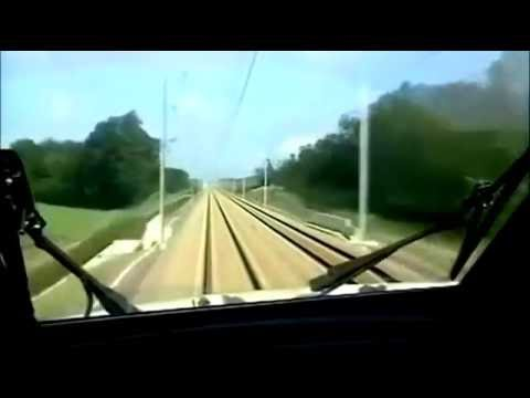 Disco 80s. Modern Talking - In 100 years. Super speed train extreme ride remix