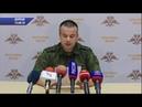 Обстрелы территории ДНР подразделениями ВСУ