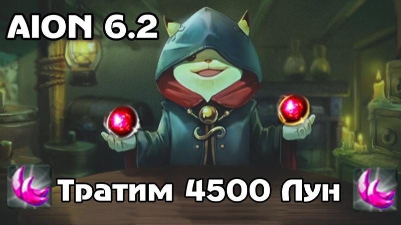 Aion 6 2 Казна Мунирунга 4500 монет Spend 4500 Luna in Munirunerk's Chamber
