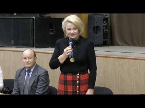 13 октября 2018 г состоялась встреча с руководителем фракции КПРФ в Гос.думе Останиной Н.А.(часть 1)