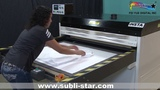 Whole Process of All-over Sublimation Printing