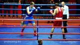 Tomas PIVORUN Lithuania VS Tomas SINKEVICHUS Lithuania Riga Open 2014 Final 75 kg proboxing.eu