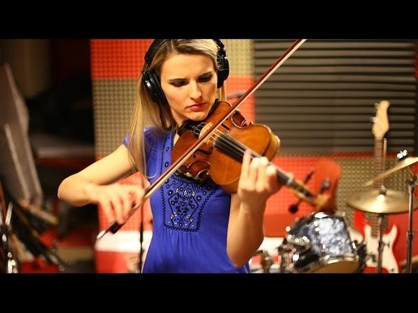 Kamila Malik - A Night Like This (Caro Emerald violin cover)