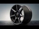 Porsche 911 Turbo S Exclusive Series Carbon Wheels