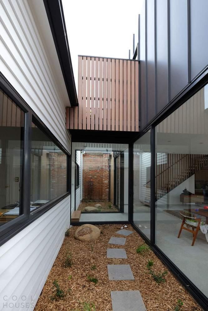 Стильный полукруглый дом в Австралии