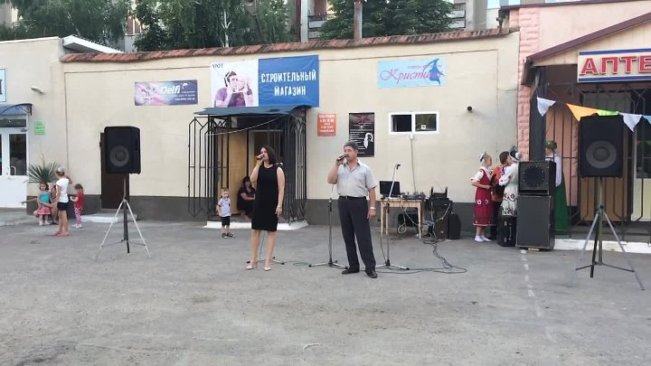 Пётр Дацко и Светлана Рудак Боже, Россию сохрани