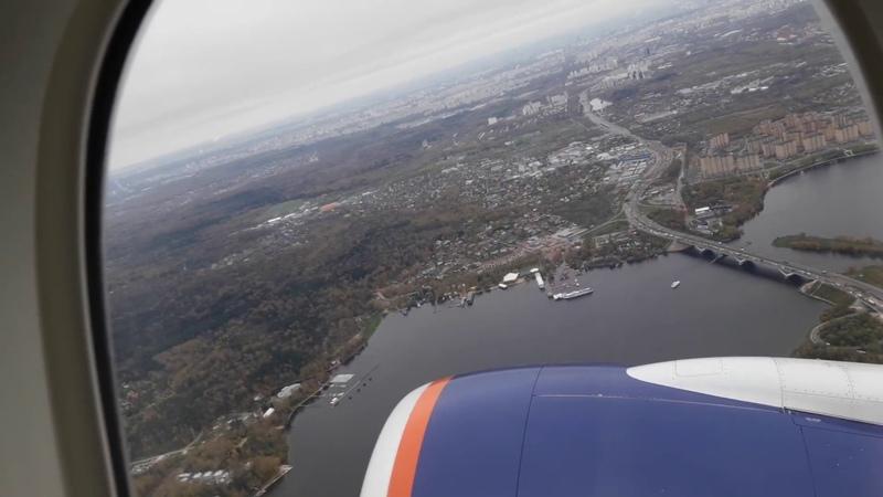 Aeroflot Boeing 777 300ER Moscow SVO - New York JFK