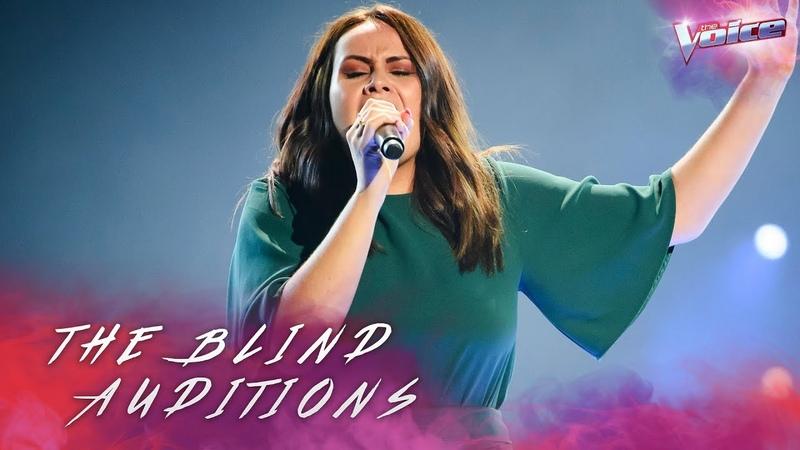 Blind Audition: Maddison McNamara sings I Will Always Love You   The Voice Australia 2018