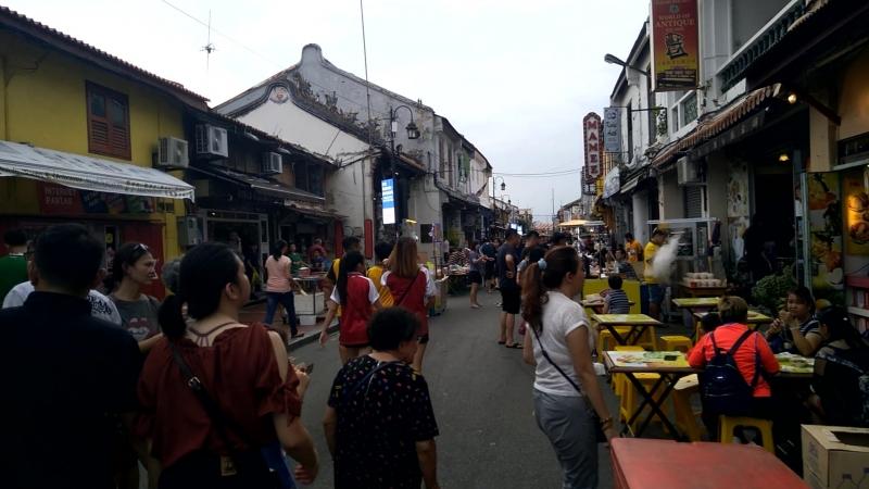 Jonker Walk, Малакка