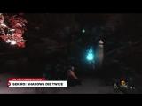 Геймплей Sekiro: Shadows Die Twice с Gamescom 2018.