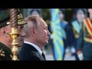 Путин назвал Главный храм ВС РФ символом нерушимости национальных традиций