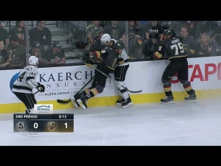 NHL 18/19, PS, Los Angeles Kings vs Vegas Golden Knights [28.09.2018]