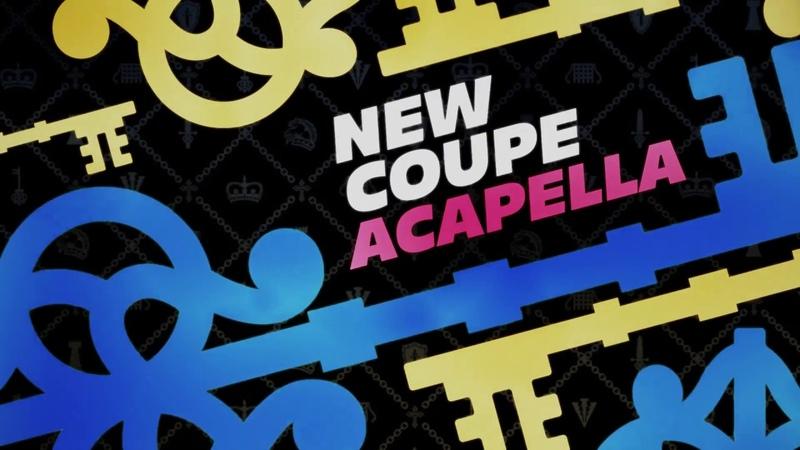 Barely Alive - New Coupe (feat. Iamsu!) [Acapella]