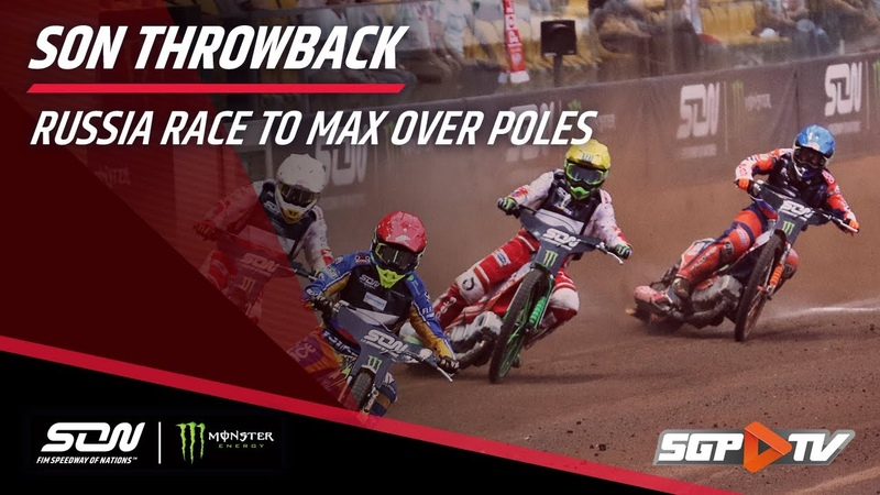 SON Throwback | Russia race to max over Poles
