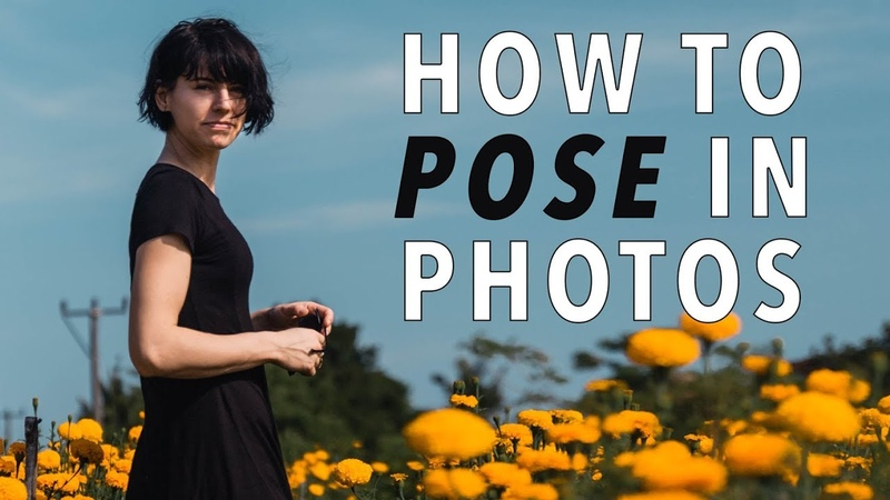 HOW TO POSE IN PHOTOS - 9 Tricks Pros Use to Look Perfect!