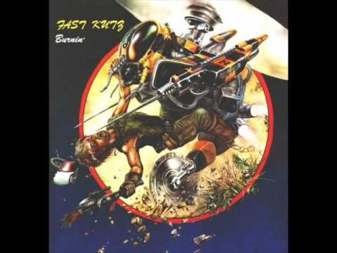 Fast Kutz Burnin' 1987 FULL ALBUM Heavy Metal