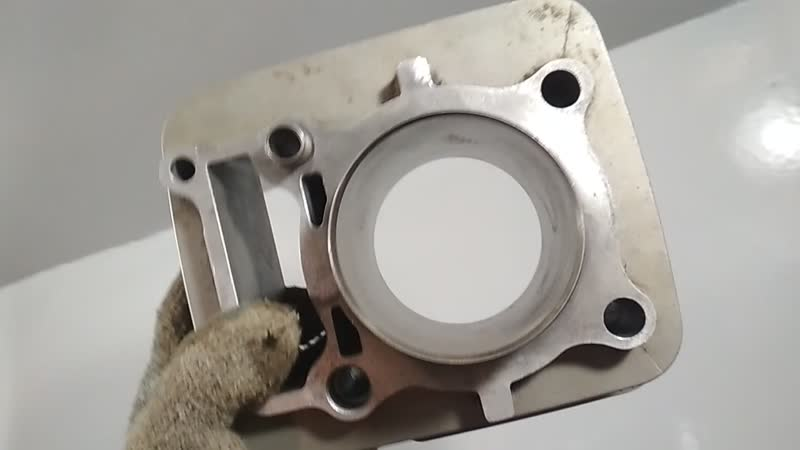 Моторазборка - Цилиндр Yamaha ttr 250 Raid