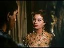 Attila (1954) Anthony Quinn and Sophia Loren