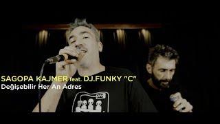 "Sagopa Kajmer feat. DJ.Funky ""C"" - Değişebilir Her An Adres Groovypedia Studio Sessions"