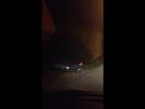Очередные Кладоискатели копают клумбу на Пархоменко 41. В час ночи