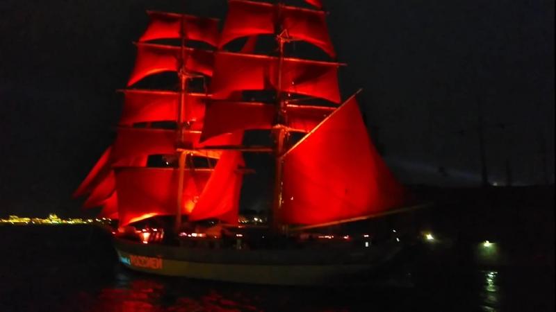 ТРИ КОРОНЫ - Голландская шхуна