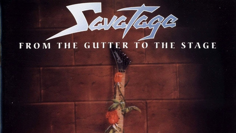 Savatage - This Is Where You Should Be