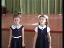 Концерт в детской музыкальной школе г. Комсомольское, в честь 75-й годовщины освобождения Донбасса от немецко-фашистских оккупан