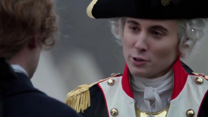 TURN Washington's Spies. Washington Meets Lafayette
