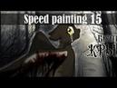 Speeed painting - Береги свои крылья