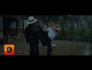 Стивен Сигал Бой под дождем клип 1
