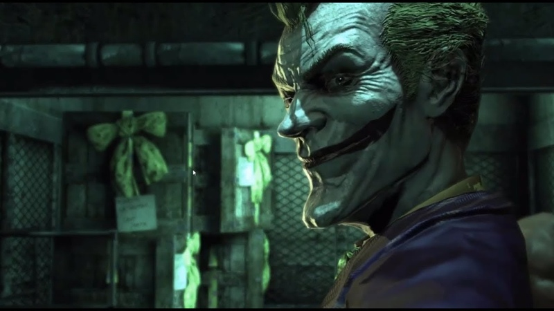 Batman: Arkham Asylum - ЧАСТЬ 15 БОЙ С ДВУМЯ ГРОМИЛАМИ