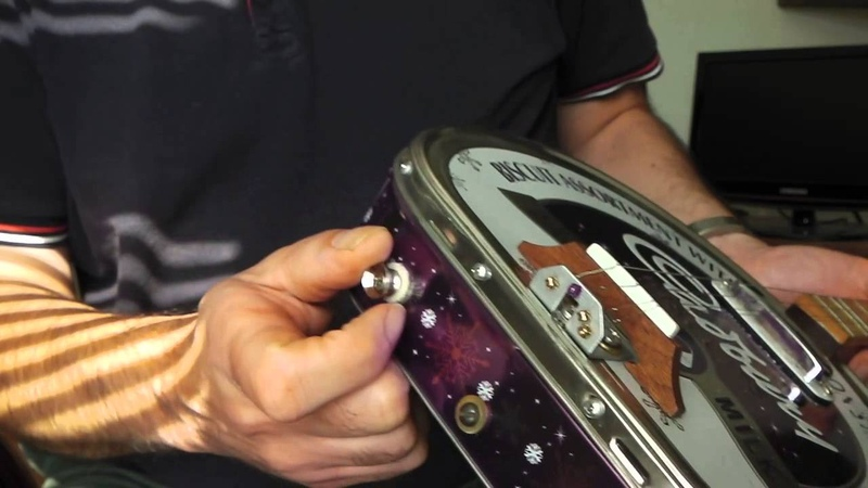 Homemade Cookie / Biscuit Tin Dulcimer Scale Cigar Box Guitar