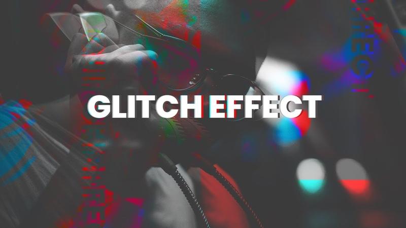 Glitch Effect - JQuery | mgGlitch Plugin